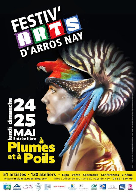 Festiv'Arts 2015 à Arros Nay