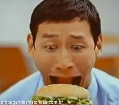 Burger King no Japão apresentou uma divertida propaganda para anunciar o Triple Whopper.
