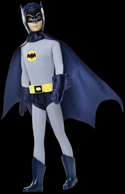 Ken as 1966 Batman
