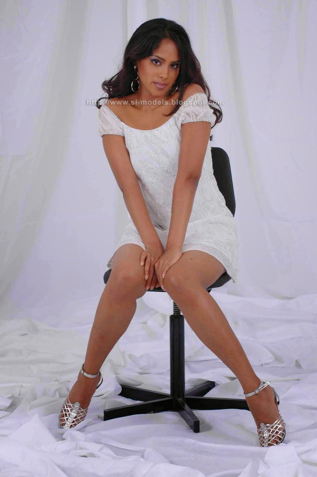 Kishani Alanki hq white legs