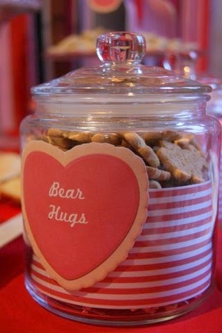 Milk And Cookies Valentine Playdate bear hugs