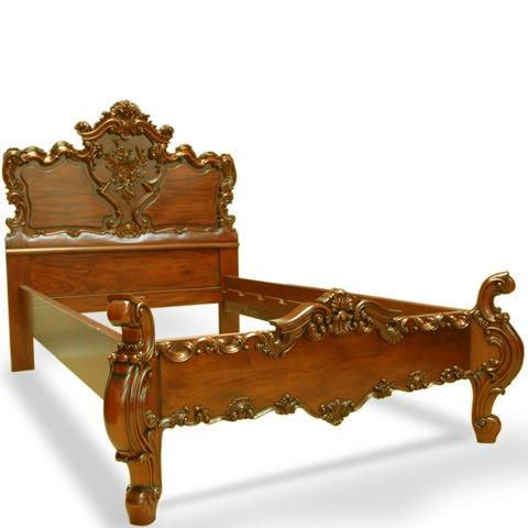 Unfinished mahogany furniture classic furniture luxury for Classic reproduction furniture