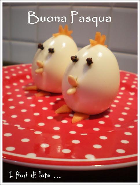 uova sode pasquali
