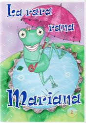 La rara rana Mariana