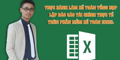 THÀNH THẠO Kế toán tổng hợp trên Excel sau 30 ngày