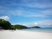 Kho Lan beach
