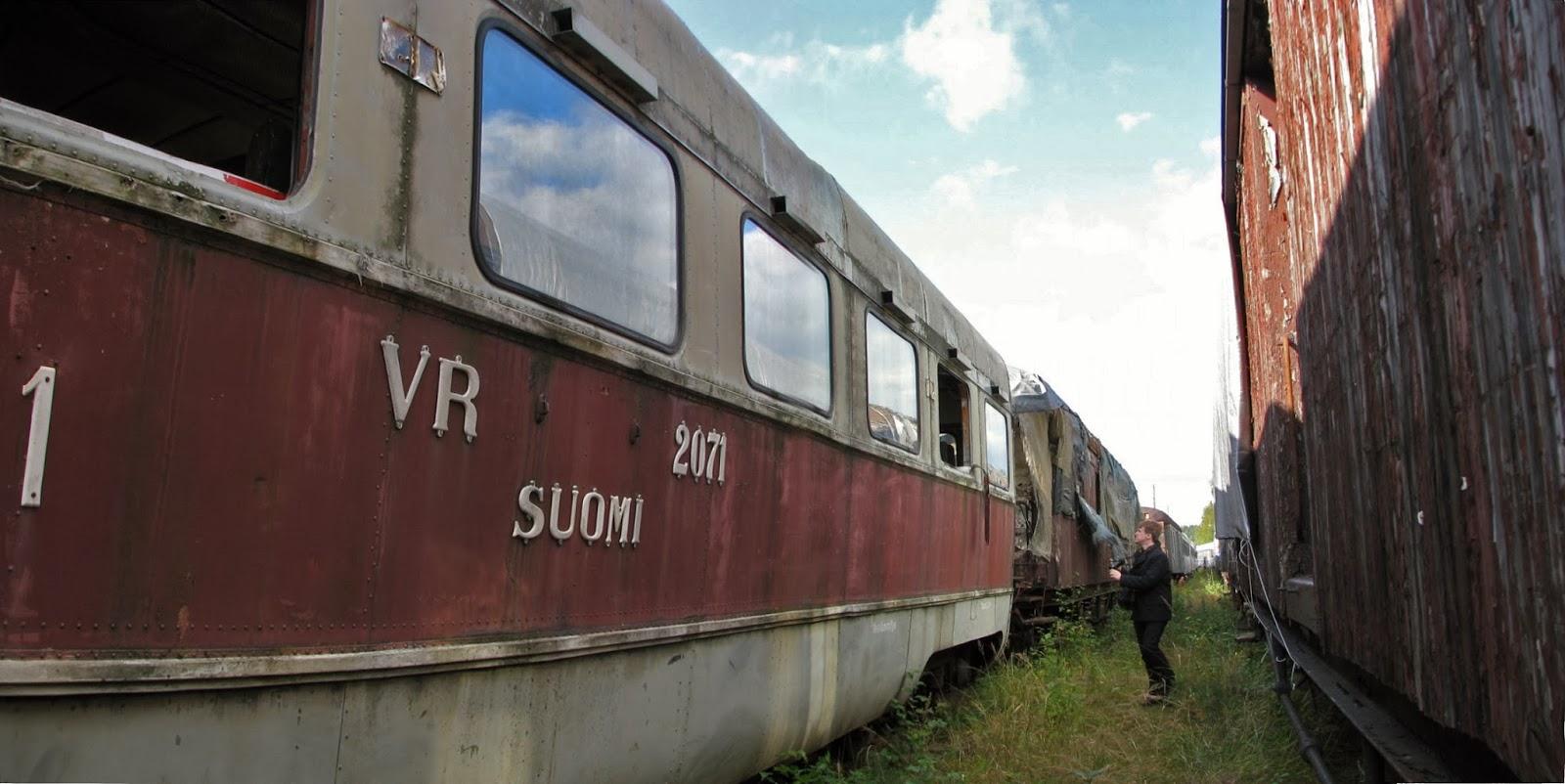 Hylätyt junat