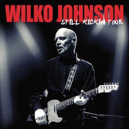 Dos citas en España con WILKO JOHNSON - Tour 2015