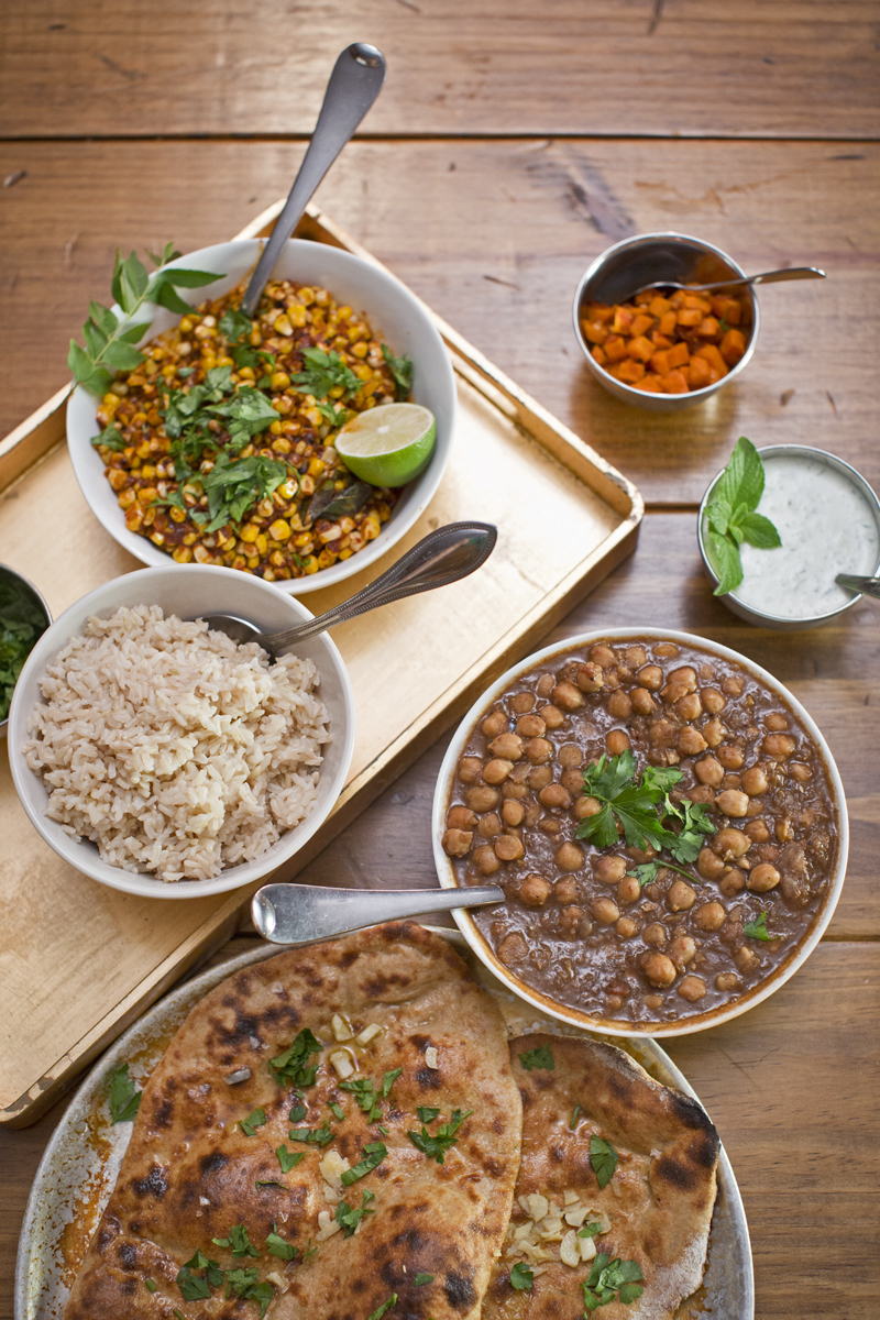 The chubby vegetarian part one of our recipe contest winners lys lys green says she never grew up eating indian food but her husband is indian so over the years she learned to cook authentic indian food forumfinder Images