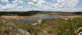 Açude que abastece Picuí, Frei Martinho e Nova Palmeira está com 3,5% de água