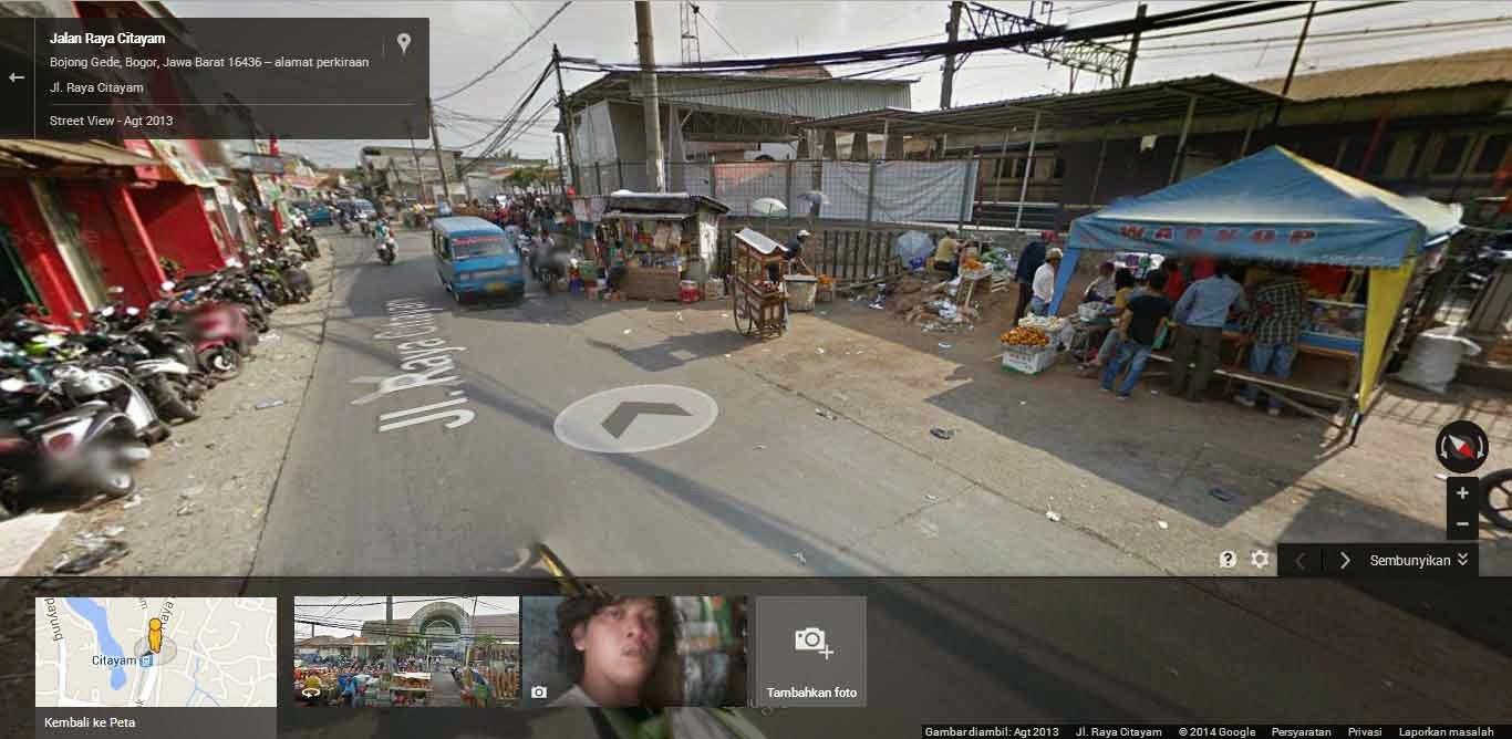 Selamat Datang di Google Street View, Indonesia