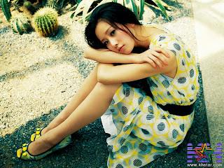 Beauty chinese actress liu shi shi