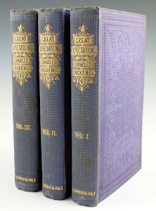 "First Edition of Dickens' ""Great Expectations"""