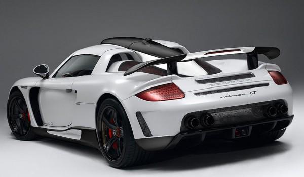Mobil Sport Terbaik di Dunia - Porsche Carrera GT