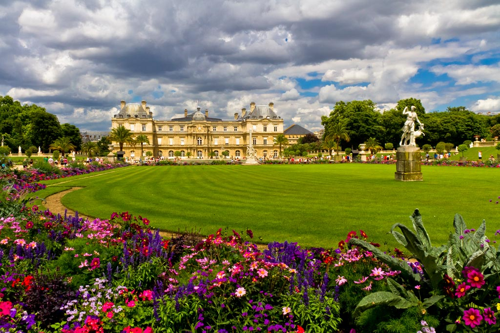 Hotel les jardins du luxembourg paris for Paris jardin