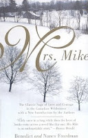 Book cover of Mrs. Mike by Benedict and Nancy Freedman