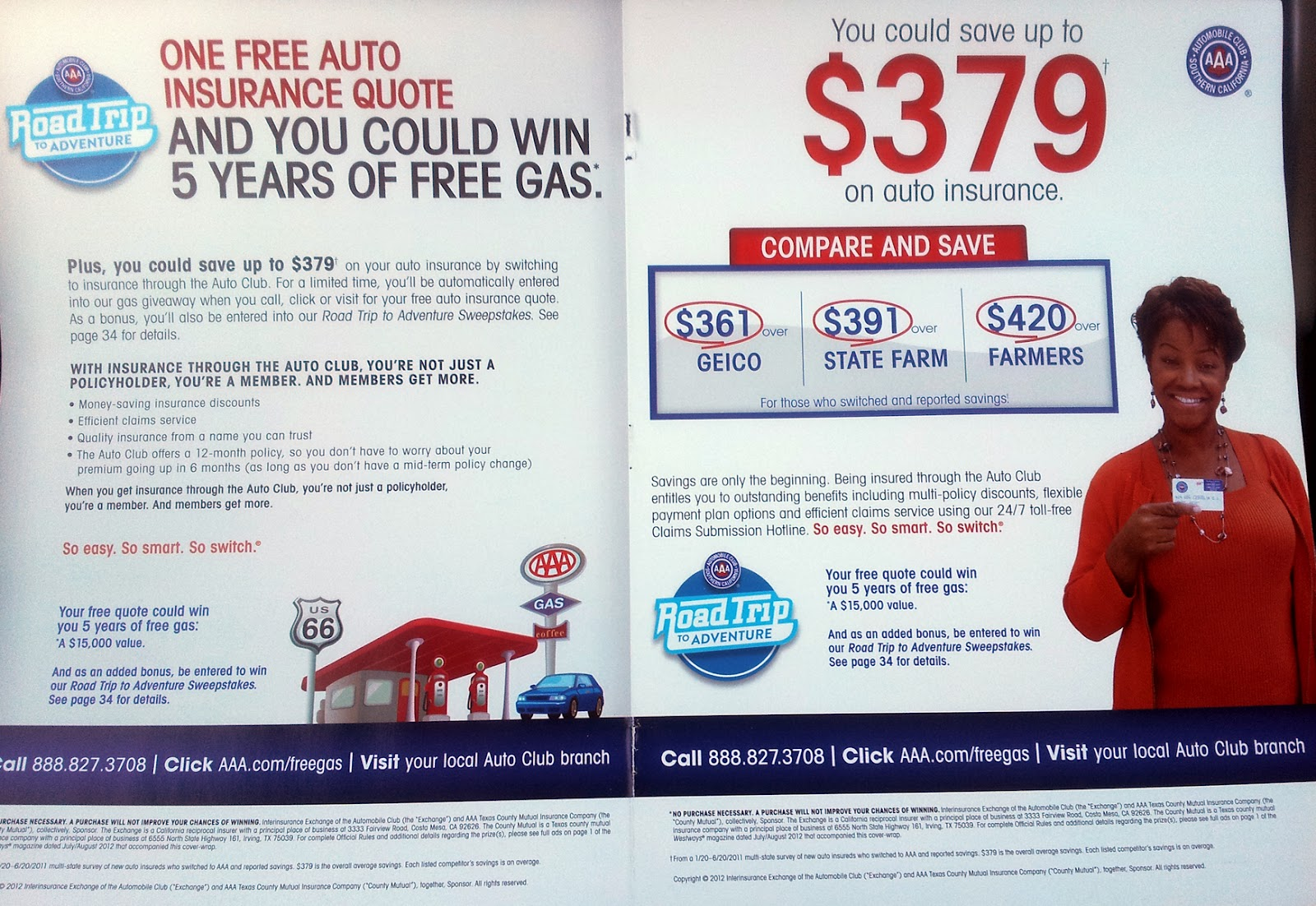 AAA car insurance wants you to get a quote, and will enter ...