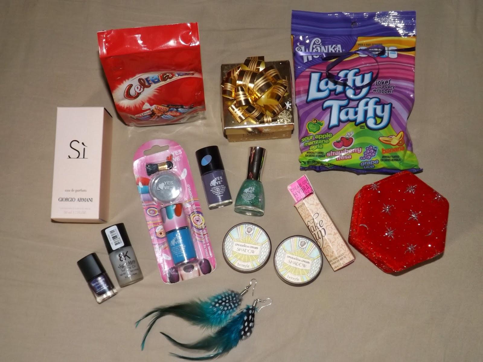 Histoires de filles mes cadeaux de no l - Mes cadeaux de noel ...