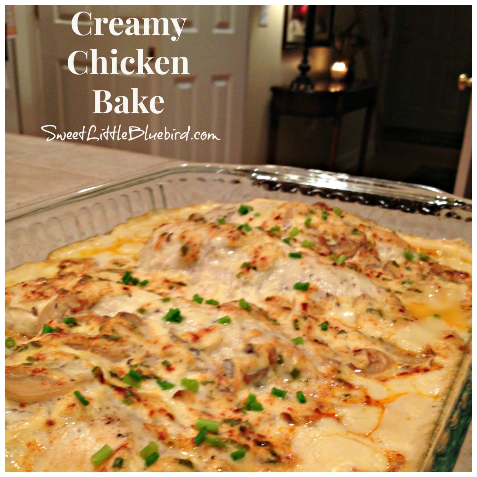 Creamy Chicken Bake