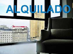 Piso de tres dormitorios en alquiler en la Plaza de Cuatro Caminos, garaje. 1200€
