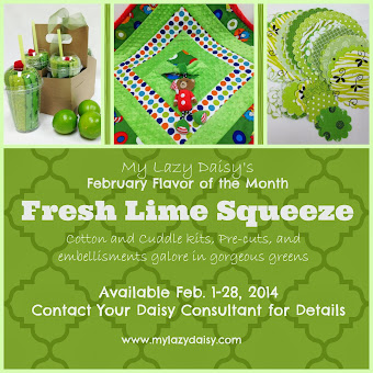 February's Flavor of the Month: Fresh Lime Squeeze