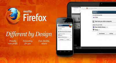 Firefox 9 for Android