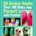 33 Genius Hacks Guaranteed To Make A Parent's Job Easier