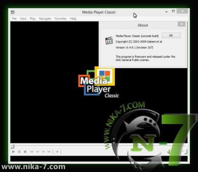 321 Media Player Classic Portable 6.4.9.1 Free Full Version