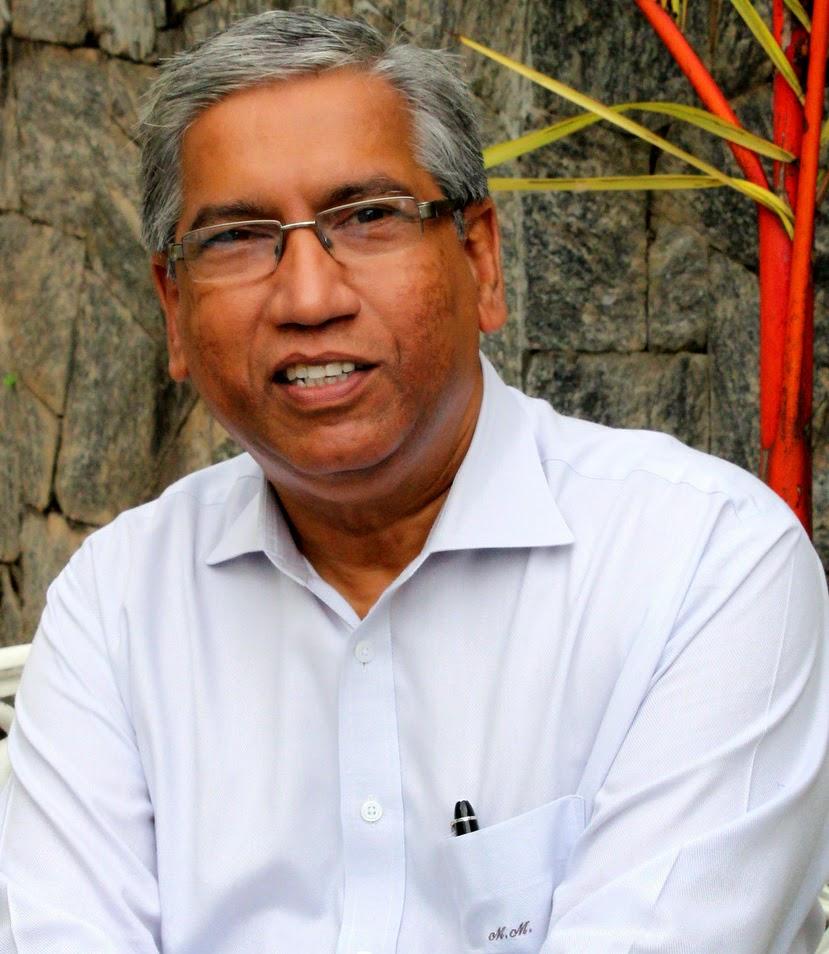 Mukthar Marikkar, Managing Director, Frostaire