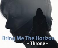 Bring Me The Horizon Lyrics Throne