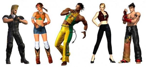 Торрент Tekken 3