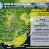AVISO | Condiciones ventosas en zonas costeras y E (Jue 11/6)
