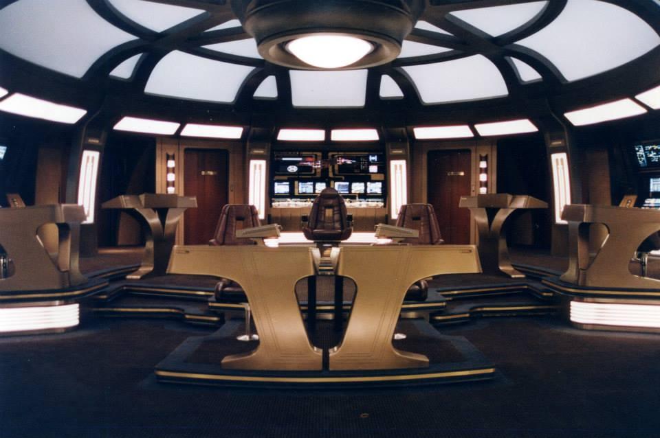 Enterprise E- Brücke
