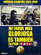 América vs Chivas - Clásico de clásicos del fútbol mexicano - Apertura 2011 .