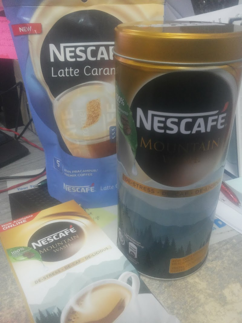 Nescafe Mountain Wash