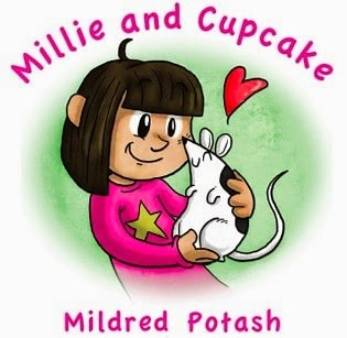 millie and cupcake, mildred potash, pet rat book, rat book, pet rats