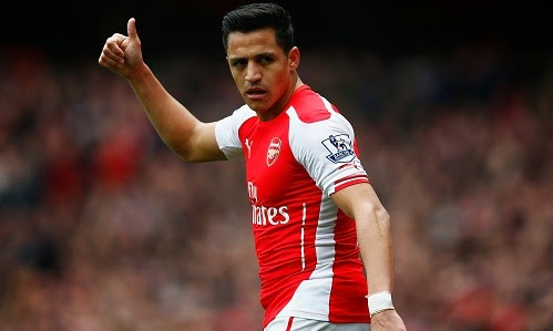 Michael Owen explains why he picked Alexis Sanchez as MOTM?
