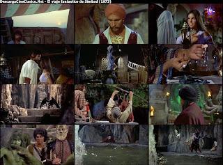 El viaje fantástico de Simbad (1973 - The Golden Voyage of Sinbad)