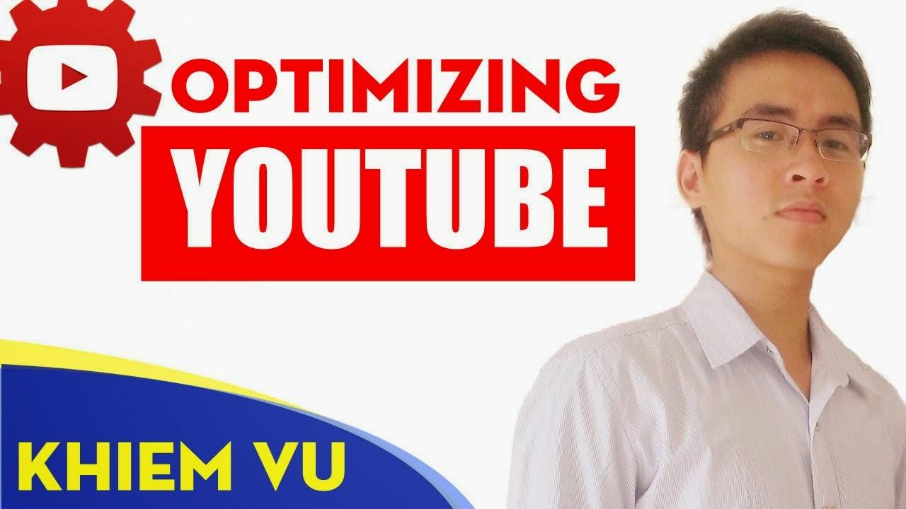 Cách tối ưu video youtube chuẩn seo