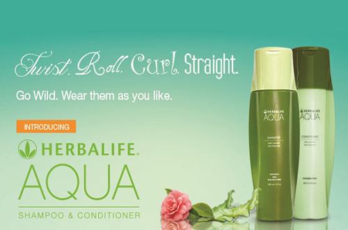 Herbalife Aqua dinh dưỡng cho chăm sóc tóc tốt nhất