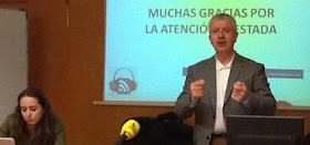 GORKA ZUMETA EN LAS &#39;JORNADAS DEL PODCAST&#39; DE FCOM-SALAMANCA