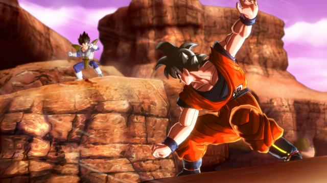 Game Dragon Ball Xenoverse PC Full
