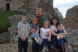 The Clough Family