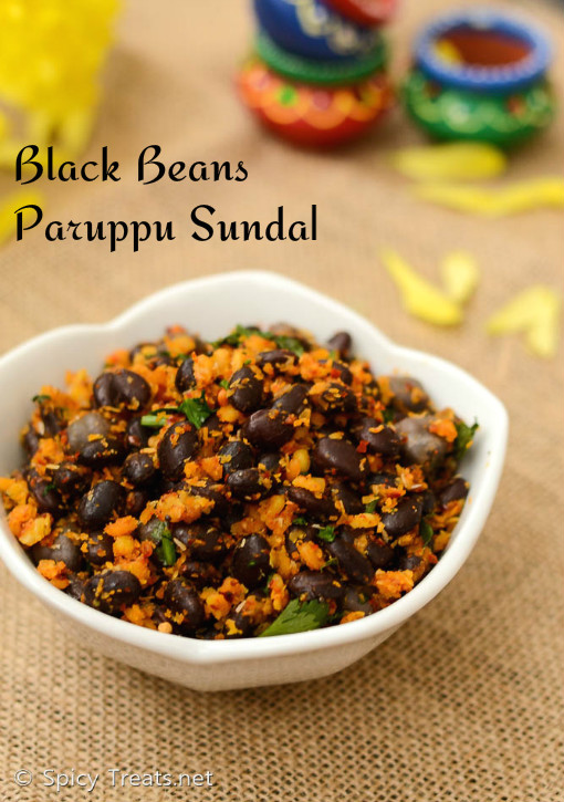 Varuthuaracha Beans Sundal