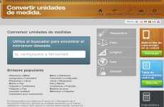 Convertir unidades online: Metric Conversions
