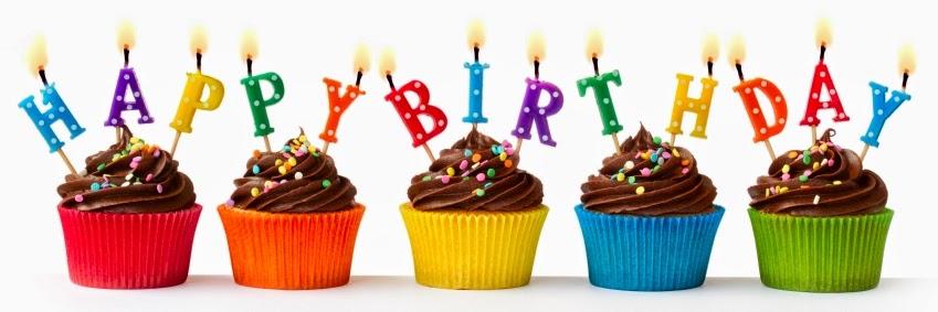 Feliz Aniversário Em Inglês Com Brigadeiro