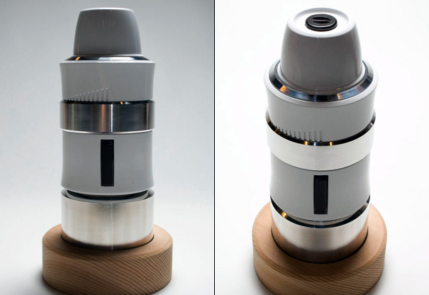 New Coffee Maker Design : 15 Creative Coffee Makers and Modern Coffee Machine Designs.