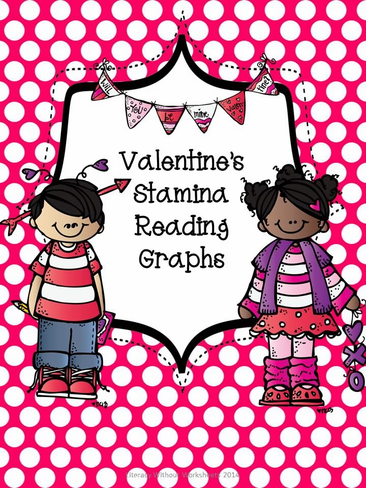 http://www.teacherspayteachers.com/Product/Building-Reading-Stamina-Graphs-for-February-1067784