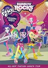 My Little Pony Equestria Girls: Rainbow Rocks (2014) [Latino]