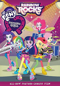 My Little Pony Equestria Girls: Rainbow Rocks (2014) [Latino]